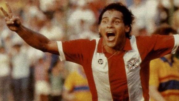 Roberto Cabañas, histórico delantero paraguayo, falleció hoy