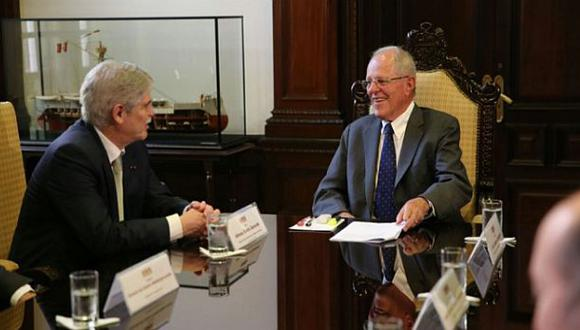 España afirma que contribuirá para ingreso de Perú a la OCDE