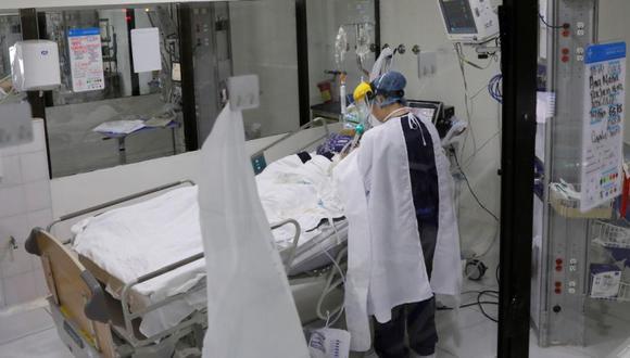 Coronavirus en Colombia | Últimas noticias | Último minuto: reporte de infectados y muertos por COVID-19 hoy, viernes 14 de mayo del 2021. (Foto: EFE/ Carlos Ortega).