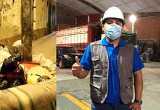 Christian Benites: el emprendedor que inició reciclando en 'La Cachina' hasta fundar su propia empresa de reciclaje | VIDEO