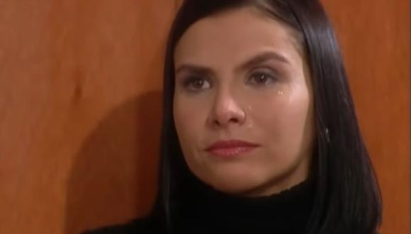 Marcela el momento que decide dejar a Armando y decírselo a Beatriz Pinzón (Foto: RCN)