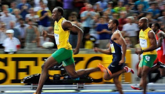 Usain Bolt marcó el récord de los 100 metros en 2009 convirtiéndose en el hombre más veloz de la tierra. (Foto: Getty Images)