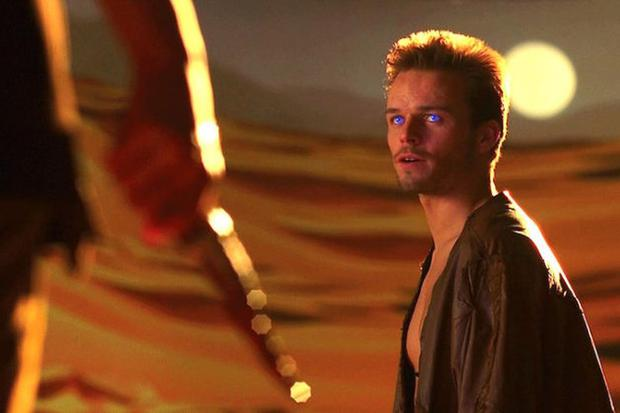 "Alec Newman as Paul Atreides in the miniseries ""Dune"". (Foto: Hallmark Entertainment)"