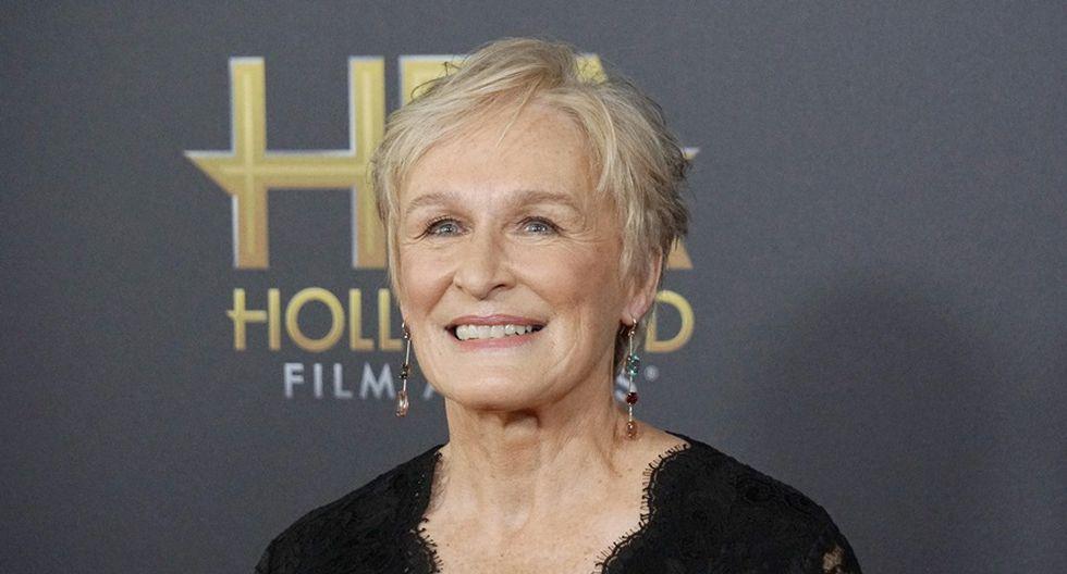 Gleen Close competirá en la categoría Mejor actriz de los Oscar 2019. (Foto: Agencias)