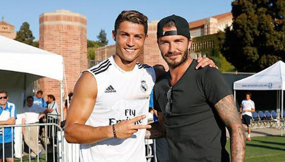 Dentro de poco nacerá un nuevo equipo equipo en Miami. Su propietario es el ex futbolista inglés David Beckham. Su primer objetivo será traer a Cristiano Ronaldo a la MLS. (Foto: Real Madrid)