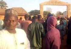 Más de 300 estudiantes desaparecidos tras un ataque armado a una escuela en Nigeria