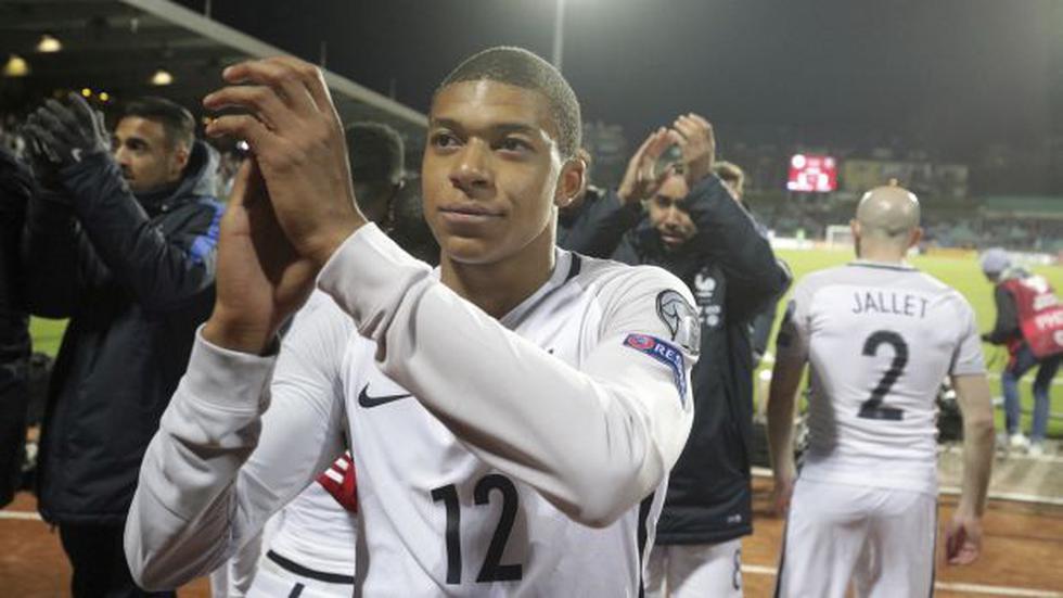 Mbappé admitió que su primera semana con la selección fue fácil - 1