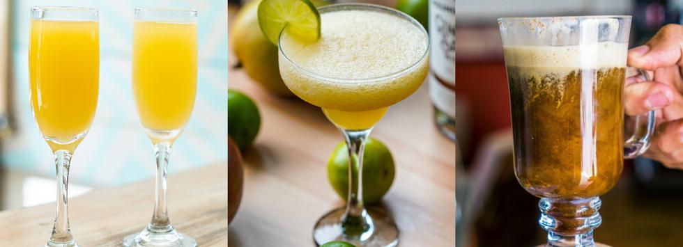 Mimosa, irish coffee y bellini: 3 recetas fáciles de cocteles para lucirte este fin de semana