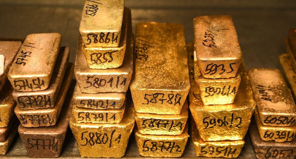 Los futuros del oro en Estados Unidos perdían 0.1% a US$ 1,555.90 la onza. (Foto: AFP)