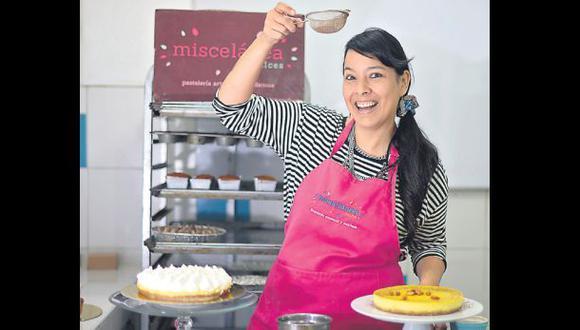 Patricia Delgado: La magia dentro de los dulces