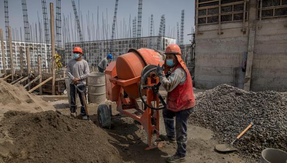 Fuerza Popular y Perú Libre presentaron sus propuestas para el sector Infraestructura. (FOTO: Anthony Niño de Guzmán)