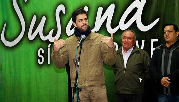 Según Salinas, Augusto Rey no cumplía con requisitos para ser asesor de la UNOPS. (Foto: Difusión)