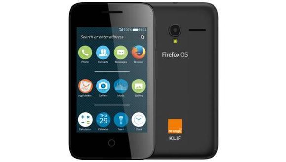 Mozilla pone fin a smartphones con sistema operativo Firefox OS