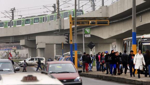 Mañana cierran tramo de Av. Tomás Marsano por obras del metro