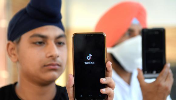 TikTok no ha especificado cuántas personas califican para recibir estos fondos ni qué cantidad de dinero recibirán. (Foto: AFP)