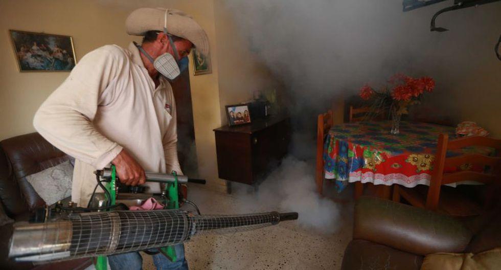 Tumán concentra el 90% de casos de dengue en Lambayeque [FOTOS] - 7
