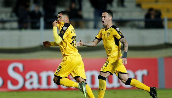 Peñarol necesita ganar a The Strongest y que Atlético Tucumán pierda para clasificar a la siguiente ronda de la Copa Libertadores. Partido se jugará este jueves 5:15 p.m. EN VIVO ONLINE por FOX Sports 3. (Foto: Reuters)