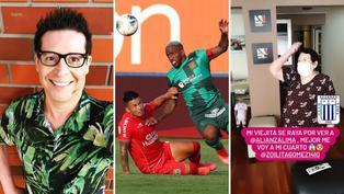 """Carloncho es enviado a su dormitorio por su mamá: """"Quiero ver mi partido de Alianza Lima"""""""