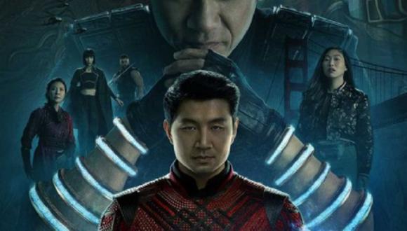 Shang-Chi y la leyenda de los Diez Anillos (Foto: Marvel)