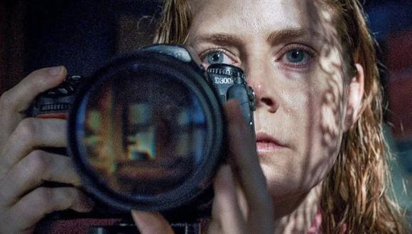 "Escena de ""La mujer en la ventana"". (Foto: Netflix)"