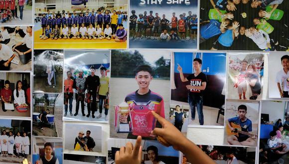 Tailandia: Lo que se sabe del drama de los 12 niños atrapados en una cueva. (Reuters).