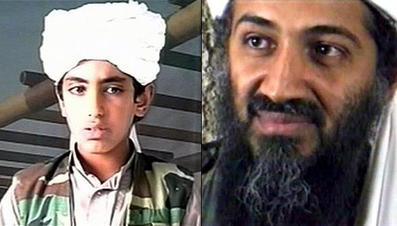 Bin Laden preparaba a su hijo Hamza para que fuese su sucesor