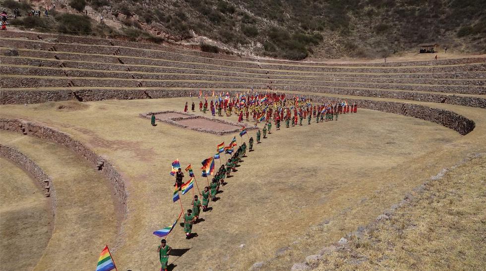 La Pachamama recibió ofrendas con el Wata Qallariy [FOTOS] - 6