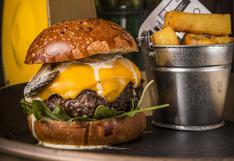 Somos receta: hamburguesa con queso y champiñones al estilo KG