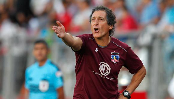 Mario Salas estuvo en Colo Colo el 2019 y parte del 2020. (Foto: Photosport)