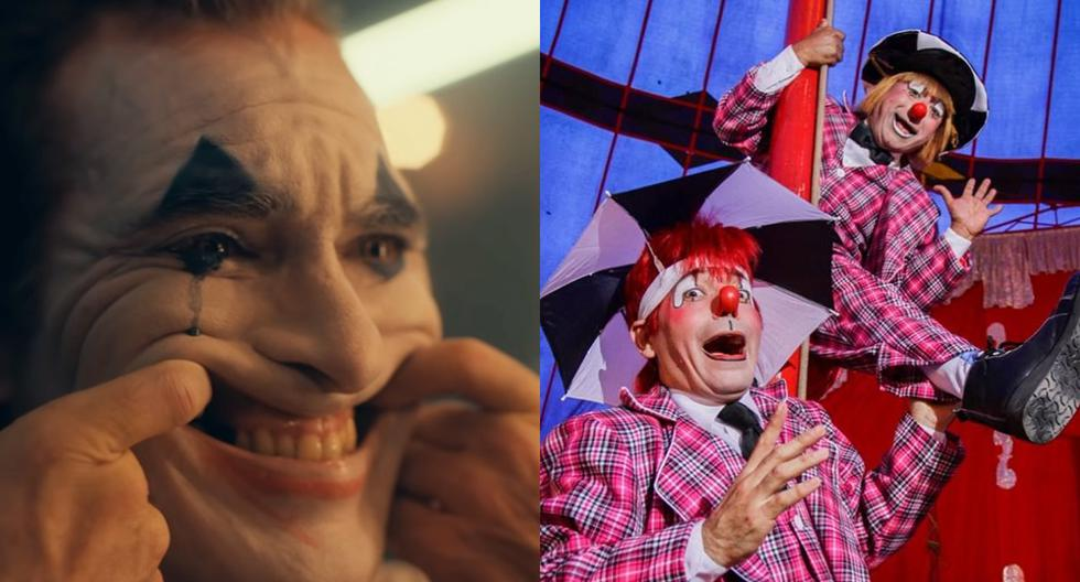 """Joker"". Foto: Difusión."