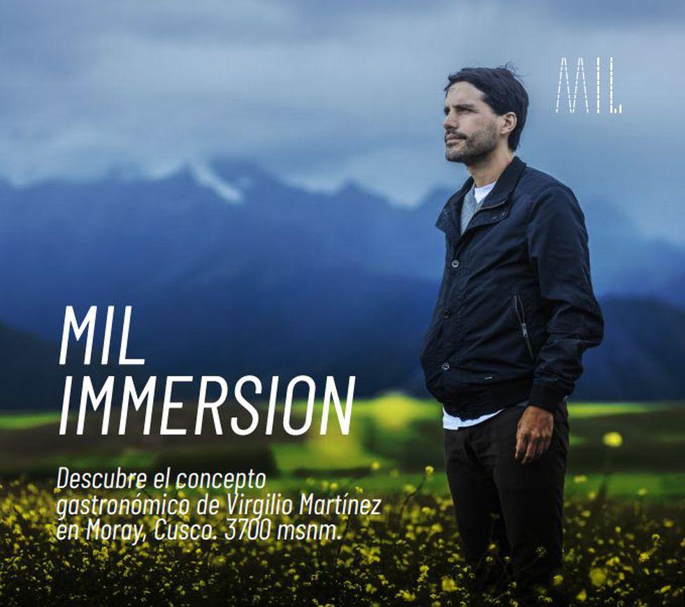 """El restaurante """"Mil"""" de Virgilio Martínez está ubicado  al lado del sitio arqueológico, Moray, en el Valle Sagrado del Cusco. (Foto: milcentro.pe)"""