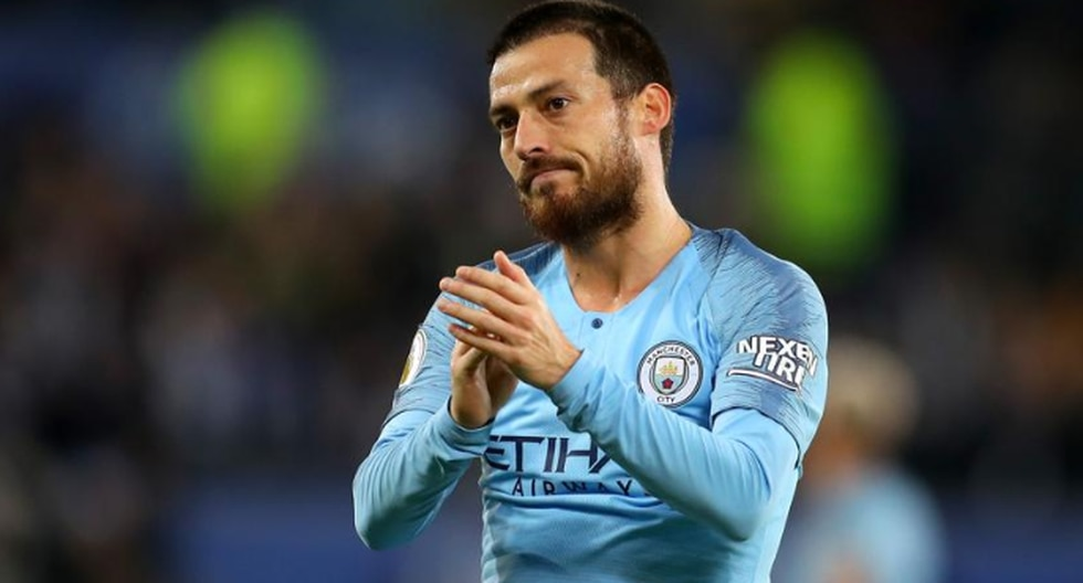 David Silva (Manchester City). (Foto: Agencias)