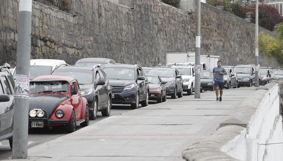 En Lima Oeste, la temperatura máxima llegaría a 23°C, mientras que la mínima sería de 20°C. (César Campos/GEC)