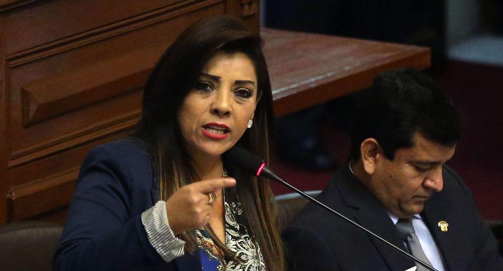 """Aramayo afirmó que Lescano no puede hacer uso de un """"ardid político-jurídico"""" con el fin de ganar al que no obtuvo en los comicios electorales. (Foto: Andina)"""