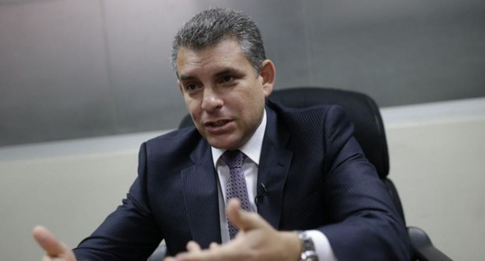 El fiscal Rafael Vela planteó un recurso contra la decisión de la Segunda Sala de Apelaciones Nacional y otro para recursar a dicho tribunal. (Foto: Anthony Niño de Guzmán)