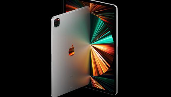 Las nuevas iPad Pro 2021 incluyen el chip M1, el mismo que se usa en las nuevas iMac, las MacBook Pro y las MacBook Air. (Imagen: Apple)