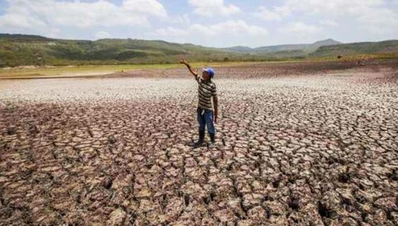 Sequía en Centroamérica amenaza a 2,5 millones de personas