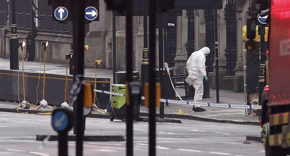 Atentado en Londres: el impresionante trabajo de los forenses - 11