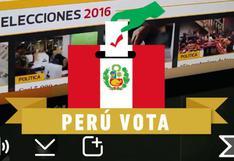 Snapchat sigue elecciones en Perú e invita a compartir historia