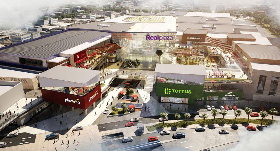 En su primer año de funcionamiento las ventas de Real Plaza Puruchuco ascenderán los S/ 1.200 millones.
