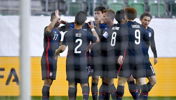 Estados Unidos y Honduras se vuelven a ver las caras en la Liga de Naciones de la Concacaf | Foto: EFE