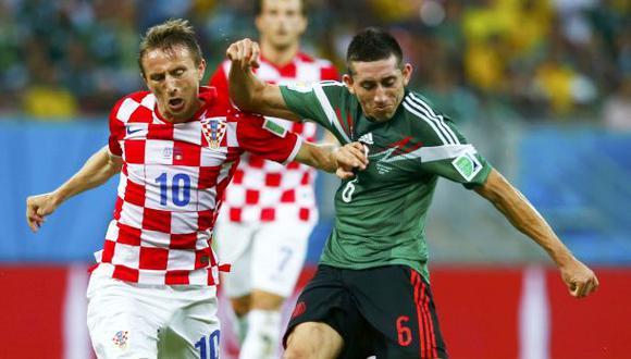 México venció 3-1 a Croacia y se aseguró el pase a octavos