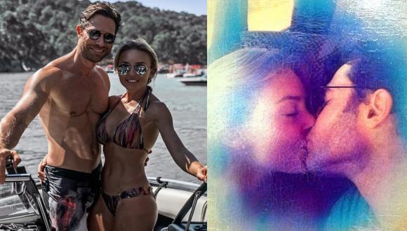 Sebastián Rulli y Angelique Boyer se encuentra actualmente de vacaciones en la playa en Quintana Roo. (Foto: Instagram)