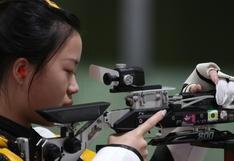 Yang Qian se consagró como la primera campeona olímpica en Tokio 2020