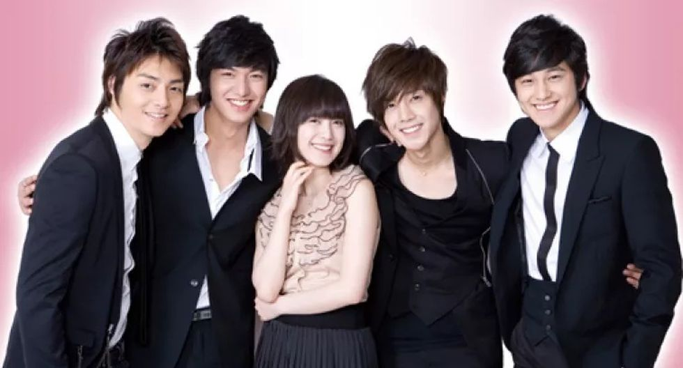 Goo Hye sun dating Lee Min ho