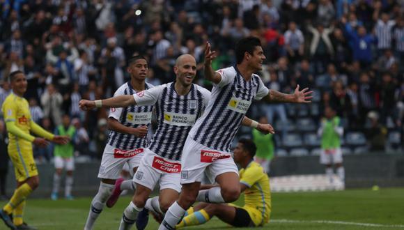 Alianza Lima recibió en Matute a Real Garcilaso por el Torneo Clausura de la Liga 1 | Foto: Fernando Sangama/GEC