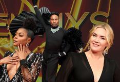 Back in black: todas las estrellas que apostaron por un look negro en el Emmy 2021