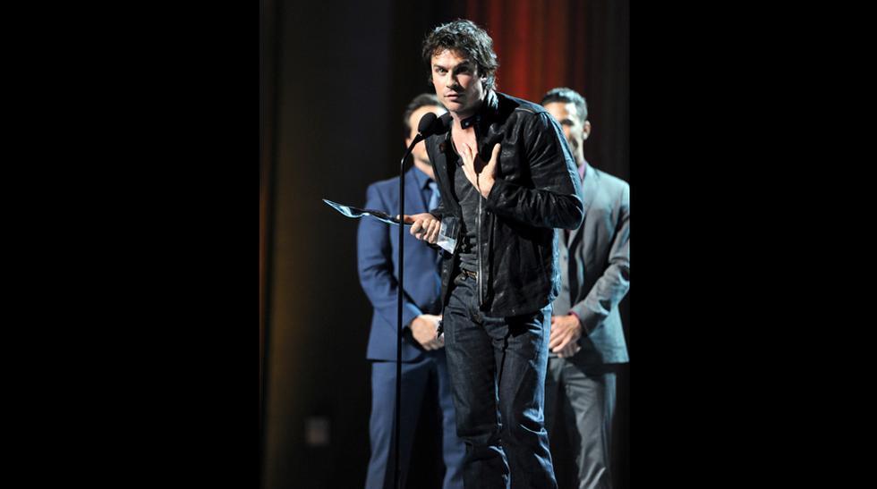 Young Hollywood Awards: los momentos que dejó la ceremonia - 6