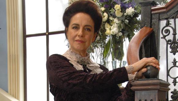"""Bracho era Leonora Navarro de Larios en """"Cuna de lobos"""" (Foto: Televisa)"""