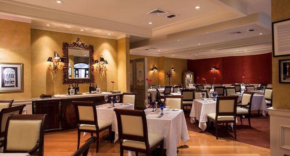 La Locanda, es uno de los restaurantes exclusivos y de lujo del Swissôtel Lima, en donde se puede vivir la experiencia de la cocina mediterránea fusionada con la peruana (Fotos: Difusión)